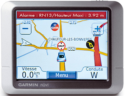 garmin 250 europe avec points d 39 int r t poi sp cifiques poids lourds. Black Bedroom Furniture Sets. Home Design Ideas