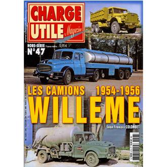charge utile hs n 47 les camions willeme de 1954 1956. Black Bedroom Furniture Sets. Home Design Ideas