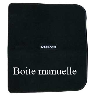 tapis de cabine volvo fh milieu noir bo te auto ou bo te manuelle. Black Bedroom Furniture Sets. Home Design Ideas