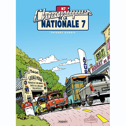 Groupe sejt rayon librairie for Route nationale 104
