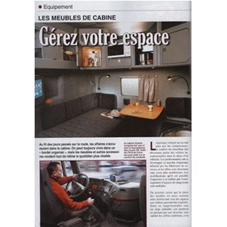 les routiers 2 ans france. Black Bedroom Furniture Sets. Home Design Ideas